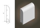Biała listwa CLASSIC R20 wilgocioodporna (3)