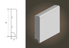 Biała listwa CLASSIC R5 (3)