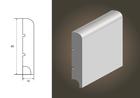 Biała listwa CLASSIC R10 (3)