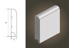 Biała listwa CLASSIC R10F (3)